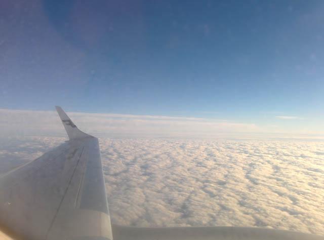 Lentokoneesta