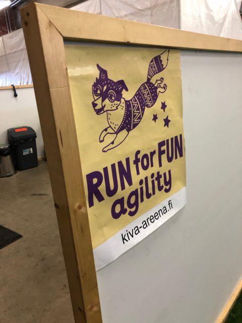 Run for Fun Agility - Kiva-areena